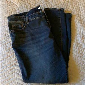 Old Navy Plus- Size Skinny Rockstar Jeans